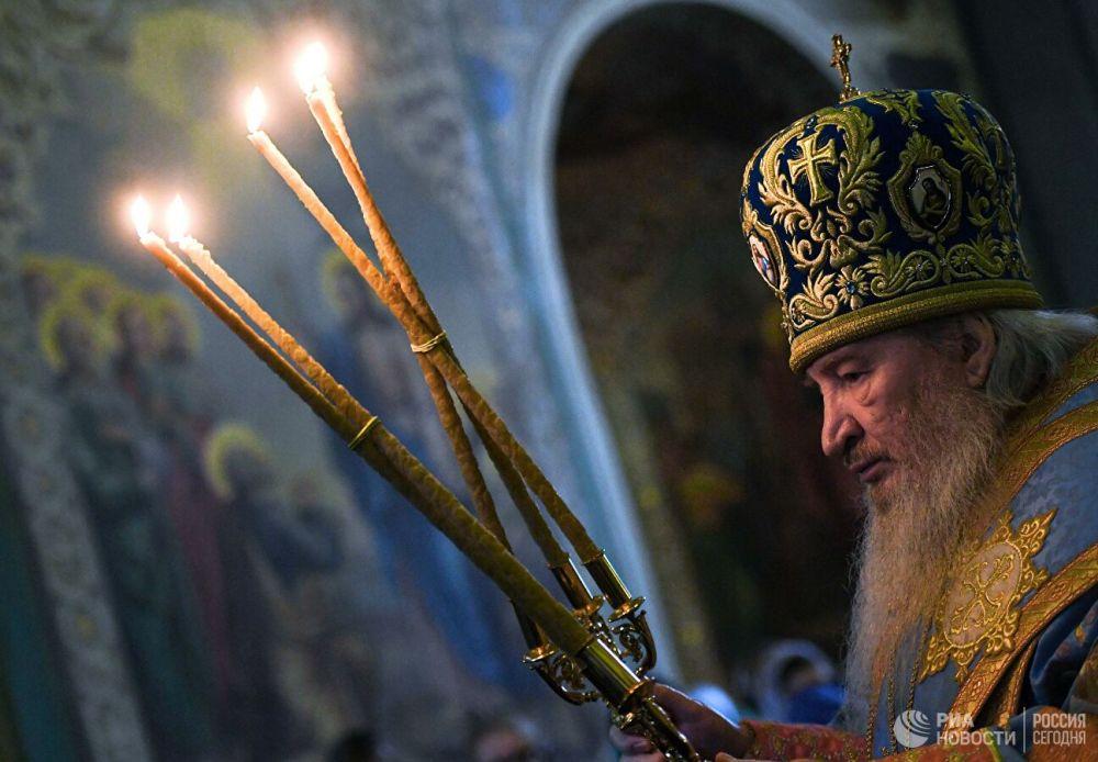Скончался митрополит Казанский и Татарстанский Феофан, проработавший долгие годы в Осетии