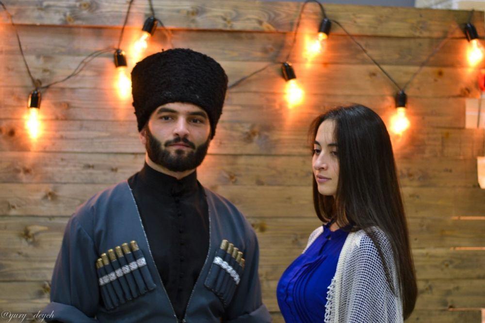 Их объединила любовь к Осетии