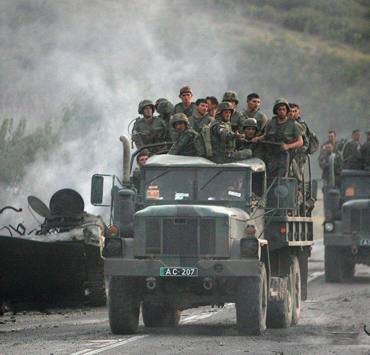 11 лет назад, 8 августа Грузия напала на Южную Осетию