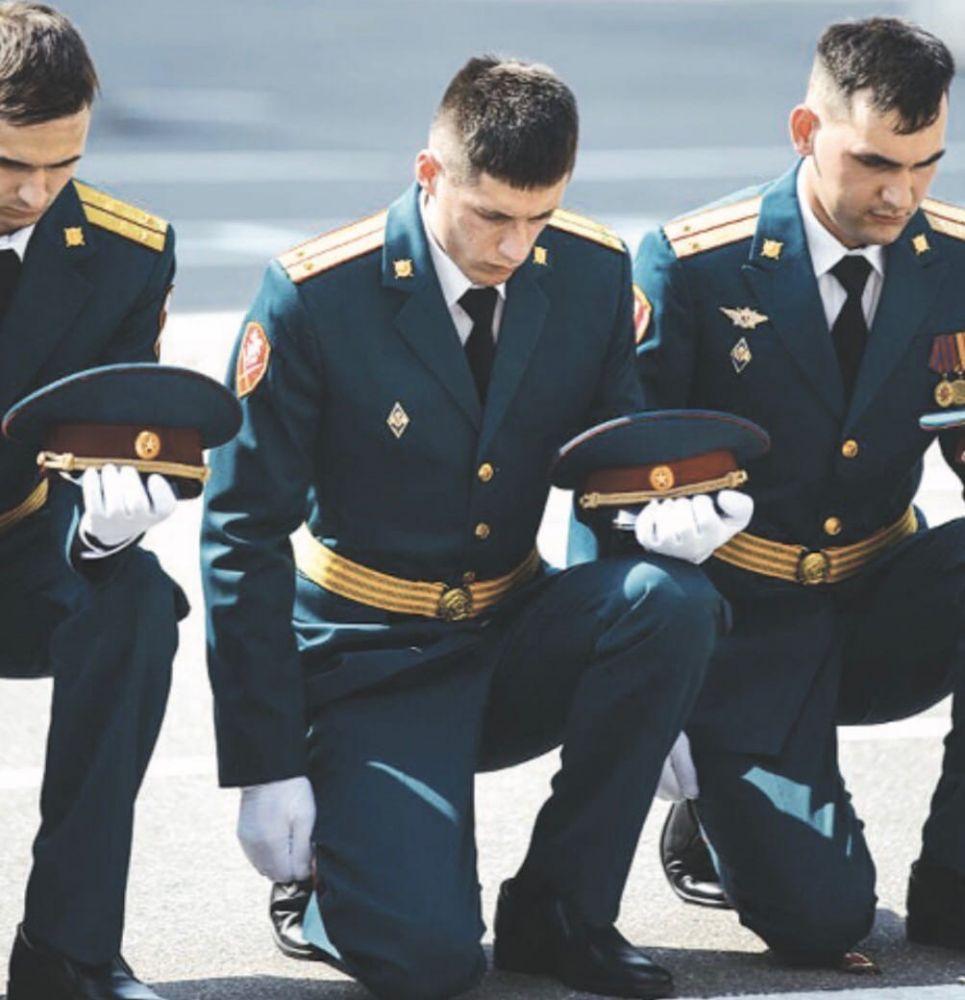 Образ современного российского военного