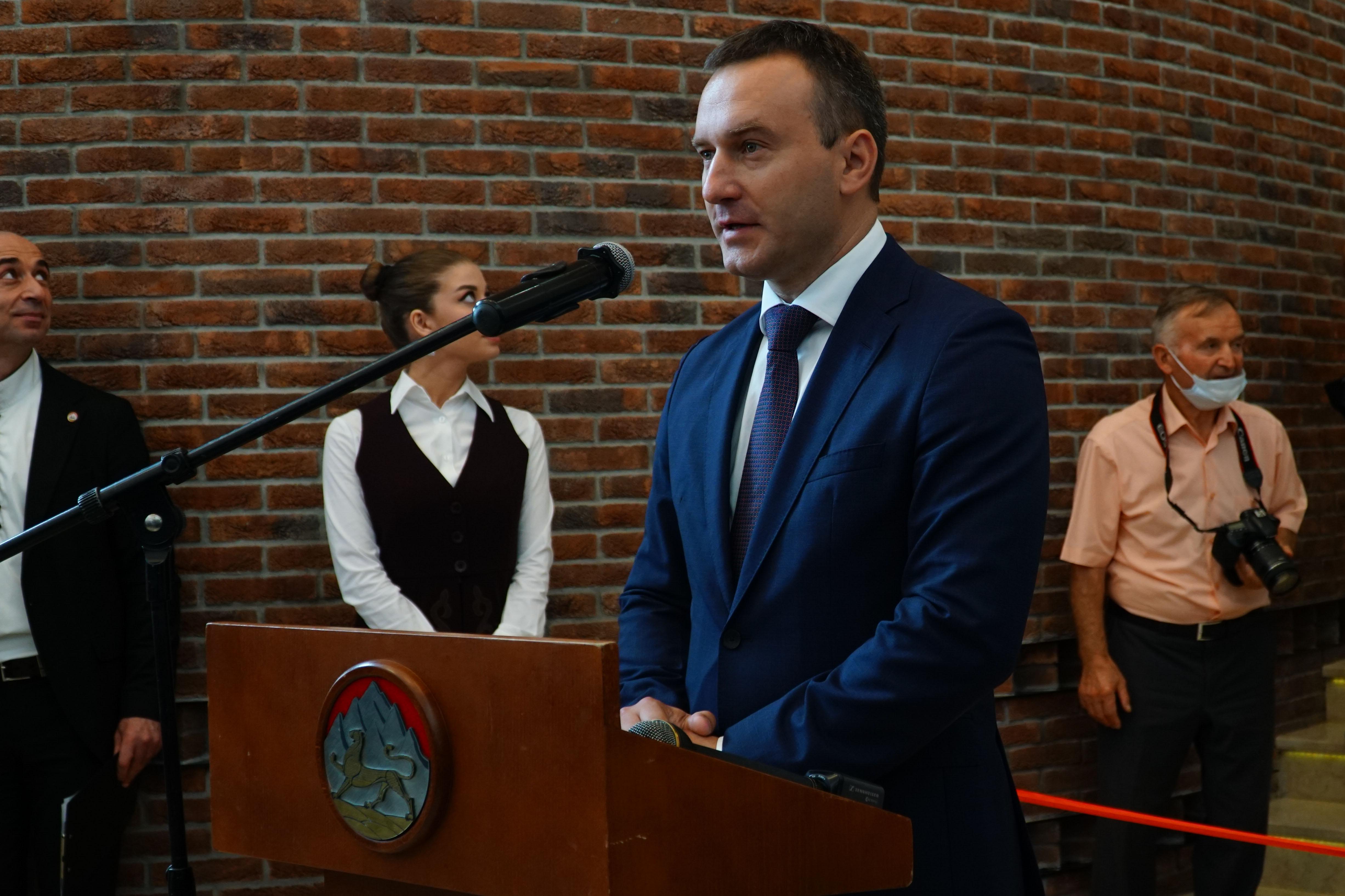 В Северной Осетии состоялось долгожданное открытие национального музея