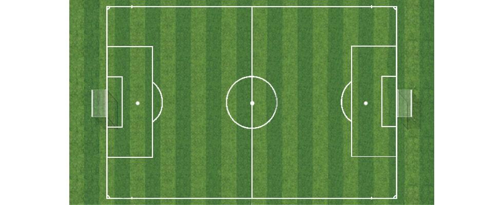 Футбол будут измерЯть по-новому