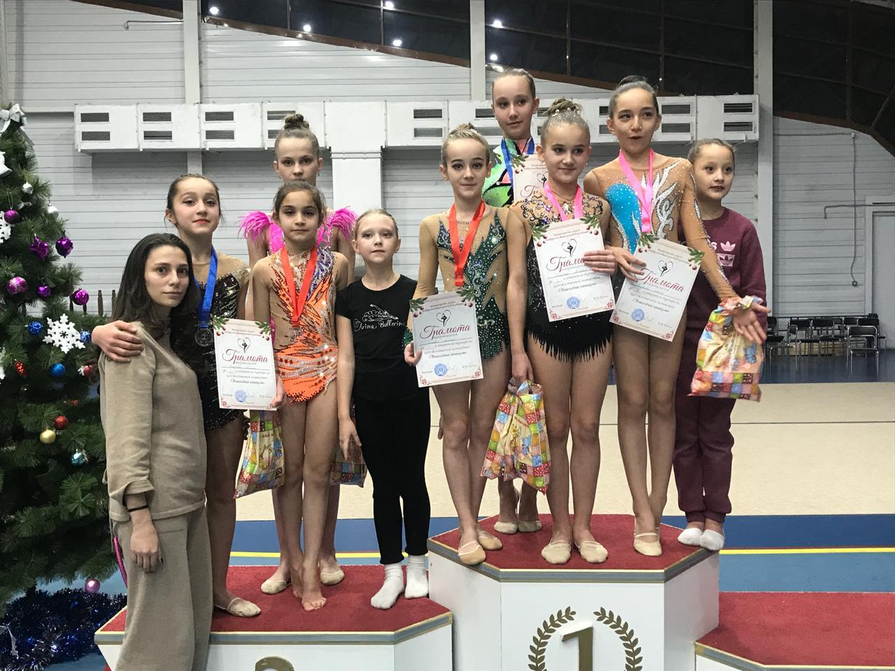 В Северной Осетии пройдет турнир по художественной гимнастике
