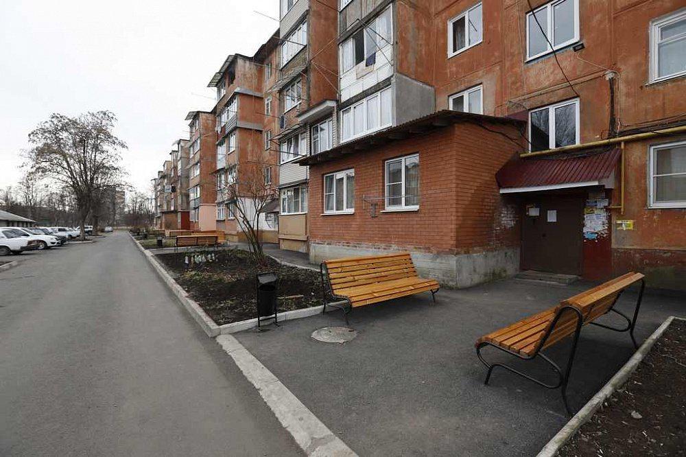 Более 30 многоквартирных домов отремонтируют в Северной Осетии до конца года