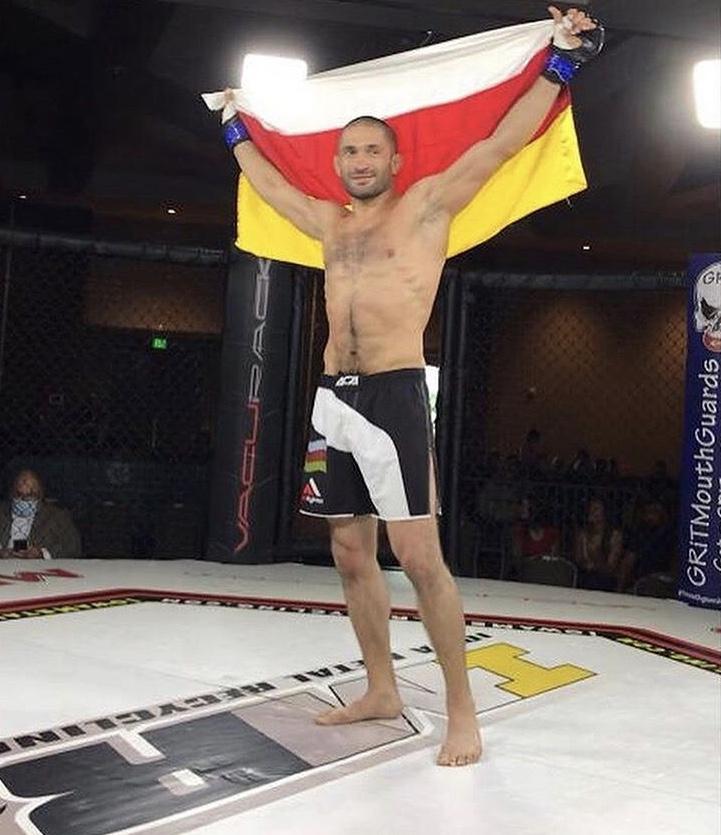Хетаг Плиев стал победителем турнира Extreme Challenge в США