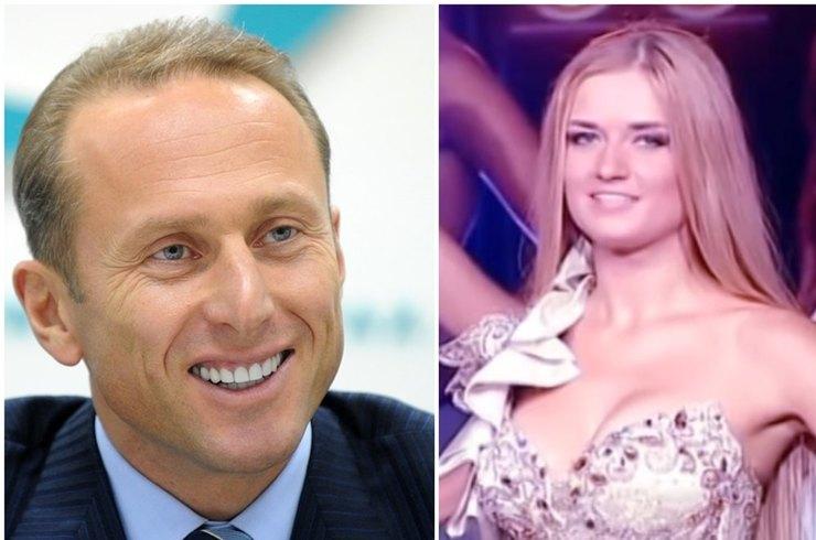Бизнесмен Игорь Кесаев женился на «Мисс Блонд Украина»
