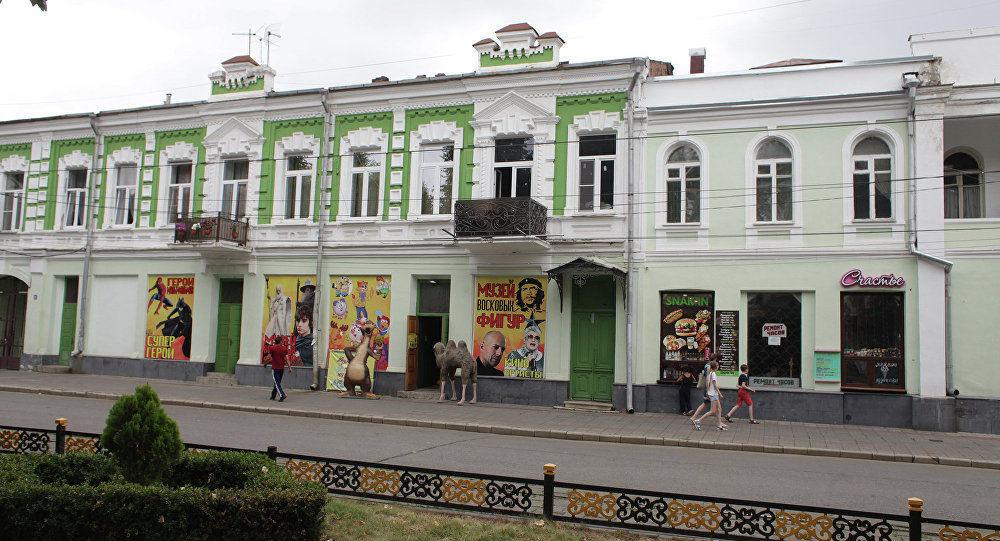 Путин поручил реконструировать кинотеатр