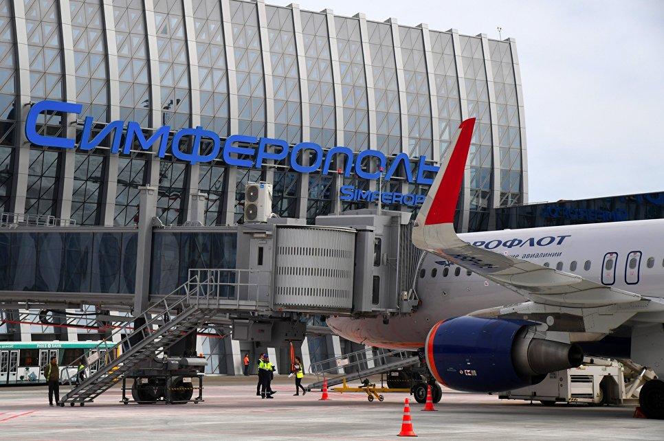 Северная Осетия и Крым попросят Минтранс России увеличить число авиарейсов между регионами