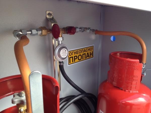 В многоквартирных домах могут запретить использовать газовые баллоны