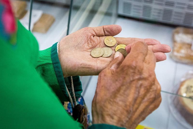 В 2020 году прожиточный минимум пенсионеров останется на том же уровне