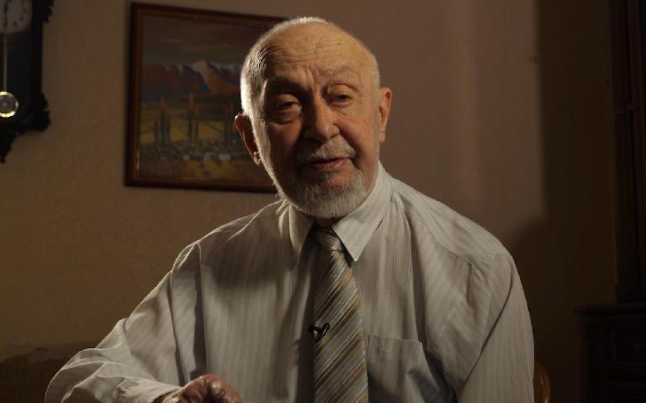 Автор гимна Северной Осетии Камал Ходов сегодня отмечает 80-летний юбилей