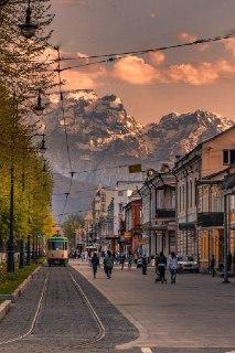 Владикавказ принимает участие в в открытом голосовании за звание самого привлекательного города России  в 2021