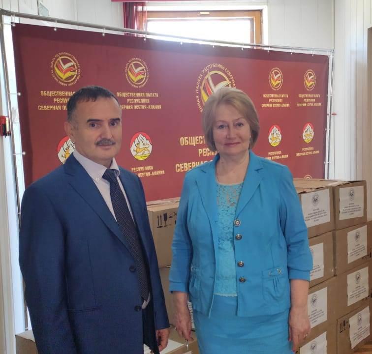 Более 1500 книг собрали в Северной Осетии для таджикских школьников