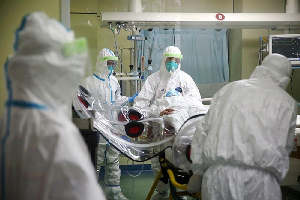 В России за сутки выявлено более 770 новых случаев заражения коронавирусом