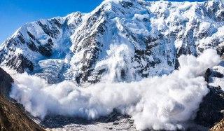 В МЧС Северной Осетии предупредили об опасности схода лавин в горах республики