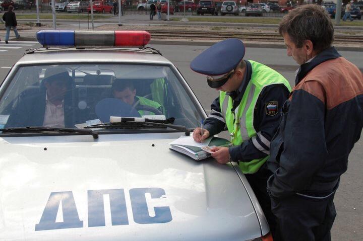За нарушение правил дорожного движения с жителей Осетии взыскали более 101 миллиона рублей