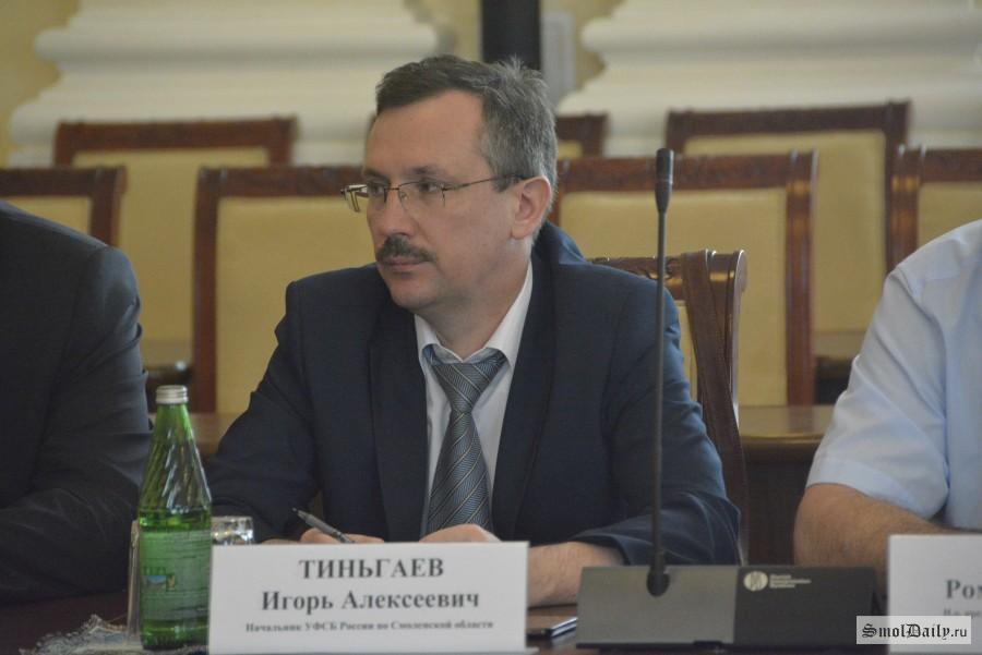 Начальником УФСБ Северной Осетии будет назначен Игорь Тиньгаев