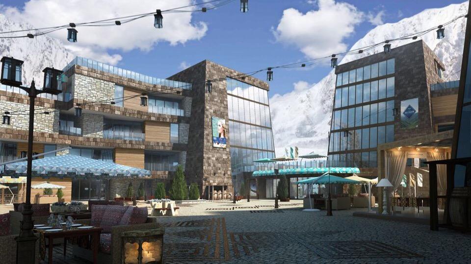 Строительство курорта «Мамисон» позволит создать до 2 тысяч рабочих мест в Осетии