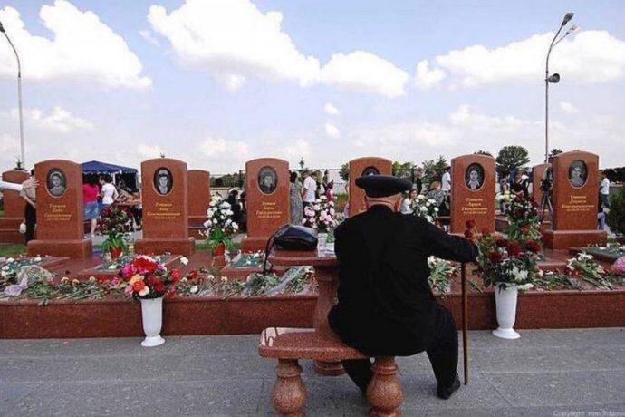 Умер Феликс Тотиев, потерявший 6 внуков в теракте в Беслане