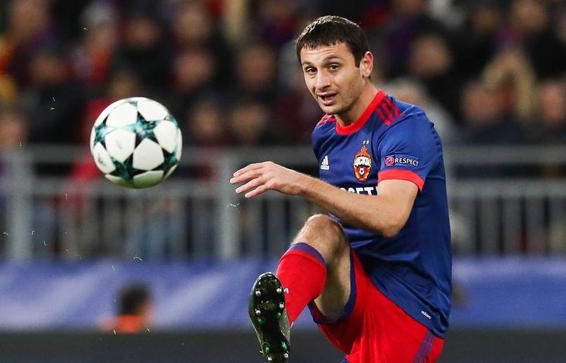 Гол Алана Дзагоева в ворота Словакии вошел в ТОП-10 лучших голов десятилетия