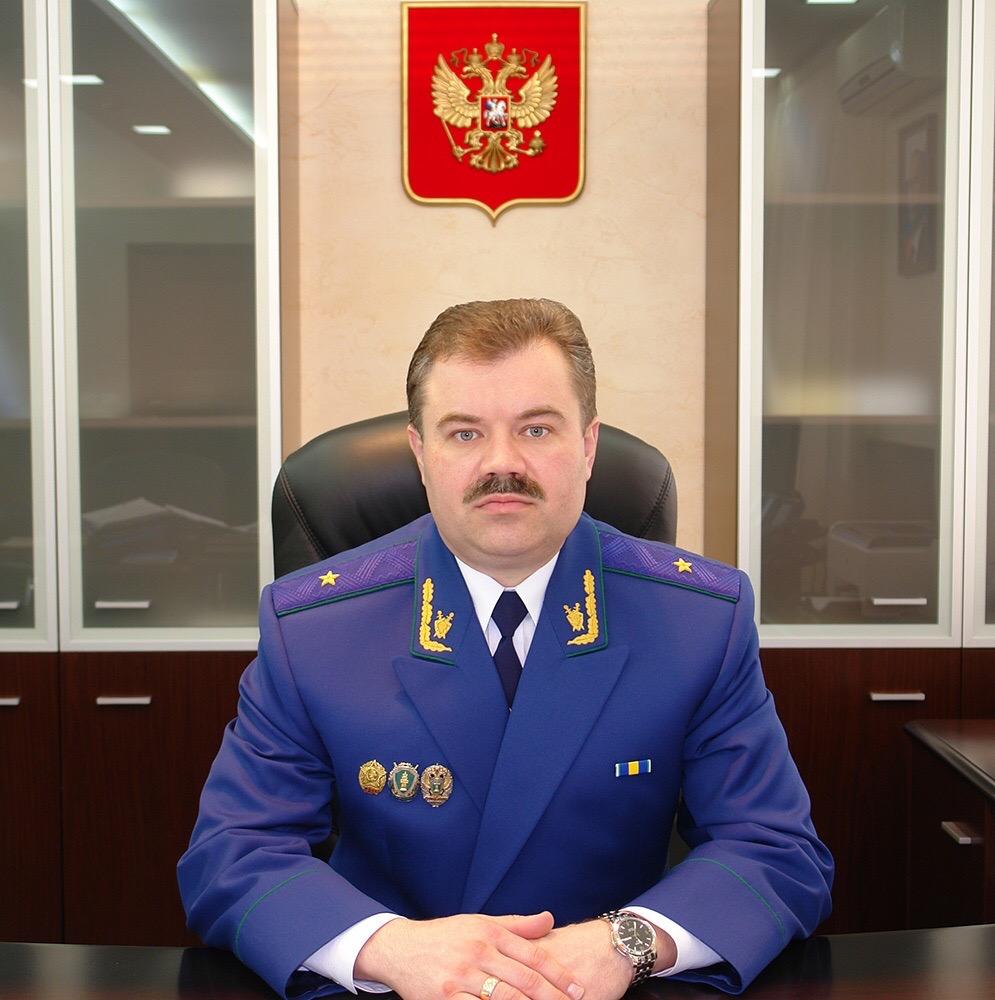 Осетинские депутаты дали согласие о назначении Александра Морозова прокурором Северной Осетии