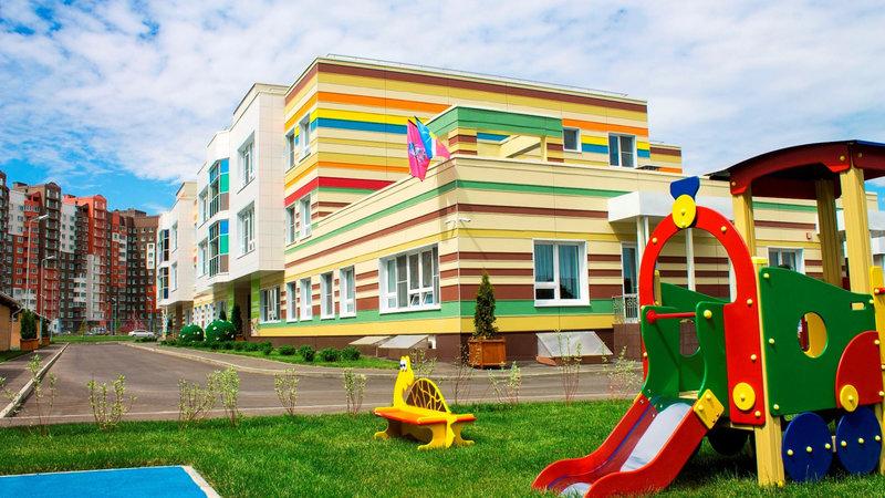 В районах Северной Осетии два новых детсада готовятся к открытию