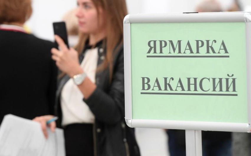 На ярмарке вакансий в Эльхотово удалось трудоустроить шесть человек