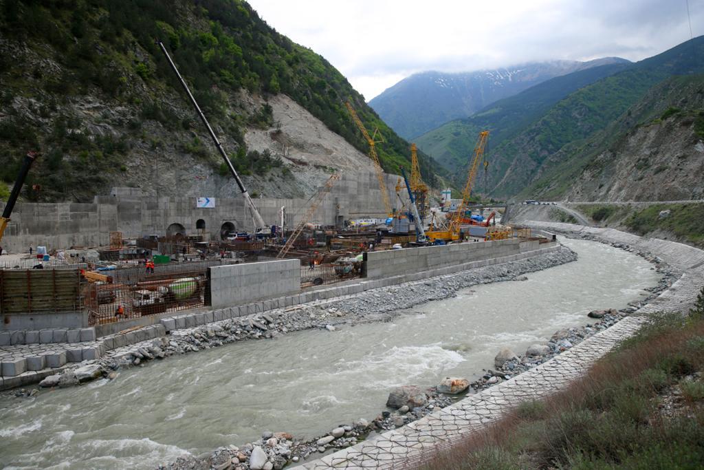 В Алагирском районе построят четырехполосный мост в 1,5 км