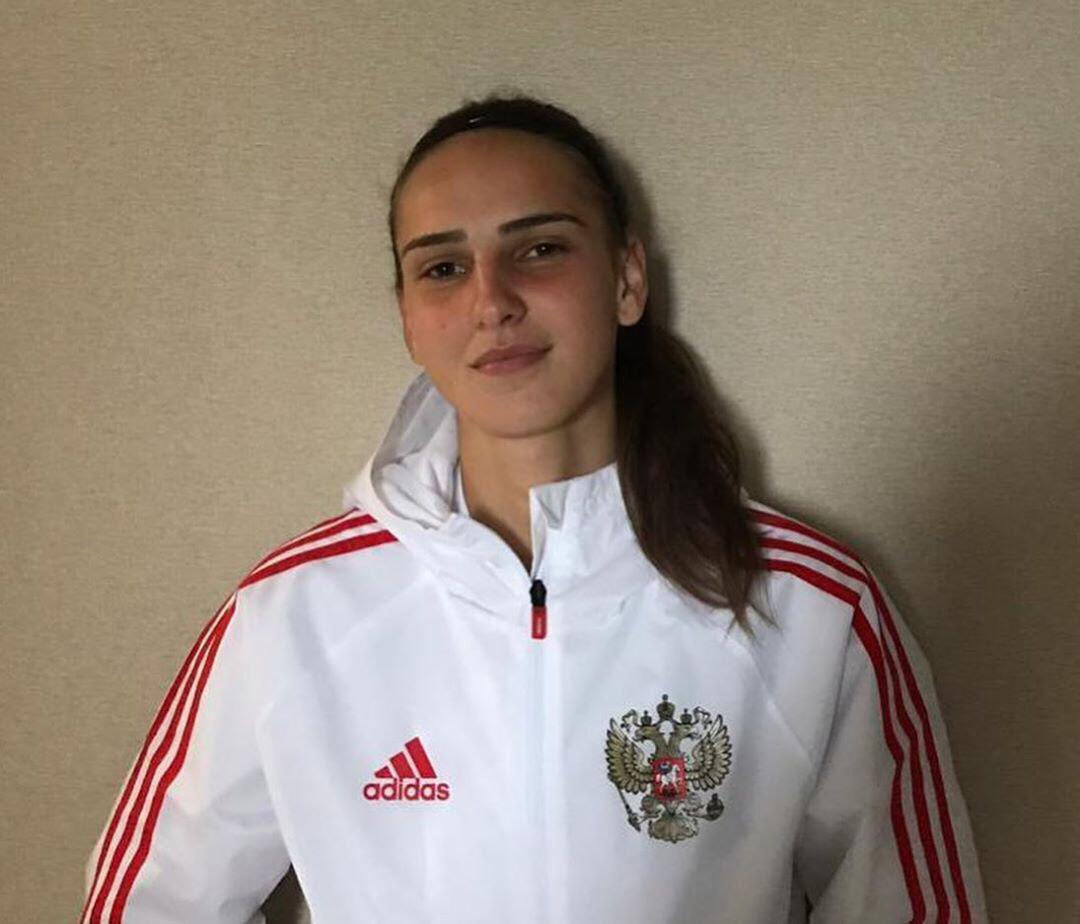 Студентка СКГМИ Даниэла Басаева попала в сборную России по футболу
