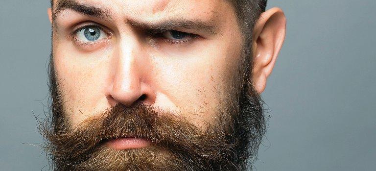 Борода. Не наша культура.