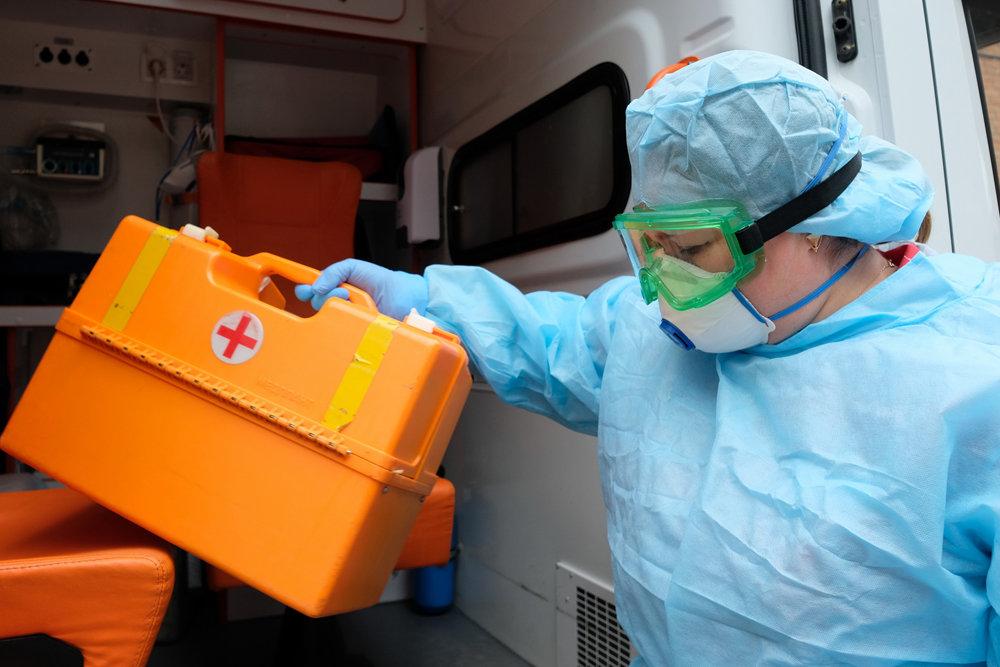 В Чечне выявлен первый случай заражения коронавирусом