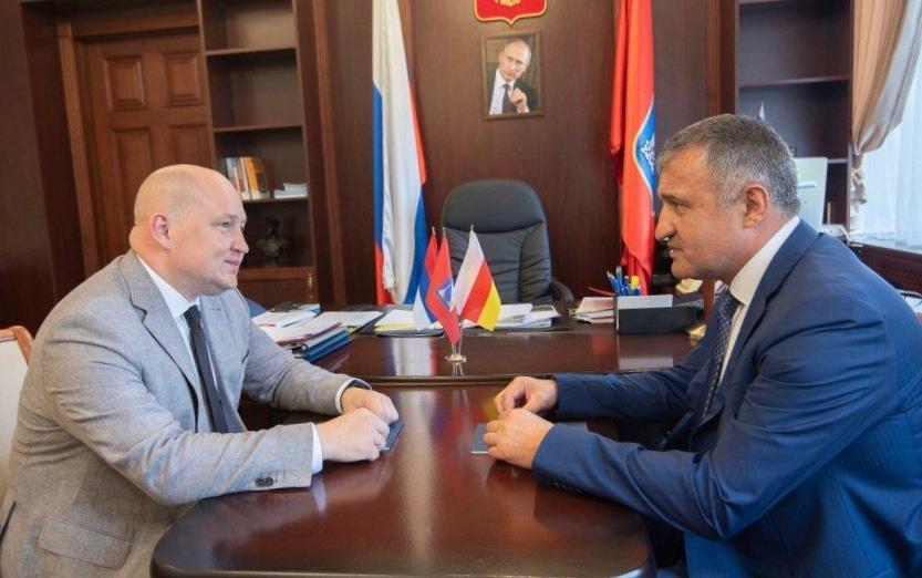 Южная Осетия и Севастополь подпишут соглашение о сотрудничестве ко Дню признания независимости республики