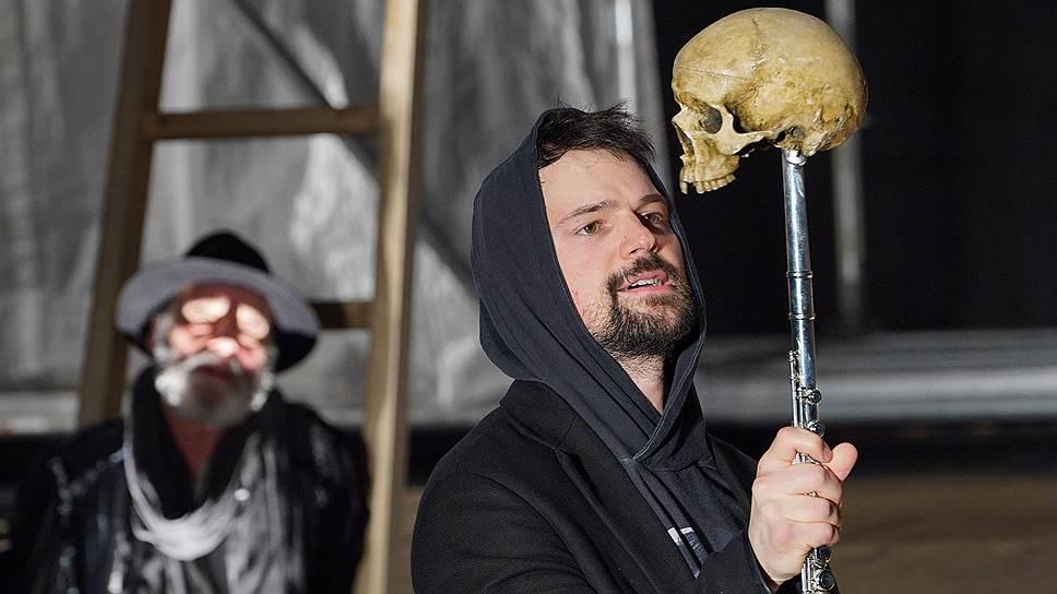 На сцене Русского театра имени Вахтангова представят спектакль «Гамлет»