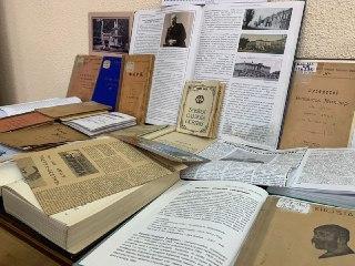 Во Владикавказе проходит выставка, посвящённая первому градоначальнику города Гаппо Баеву