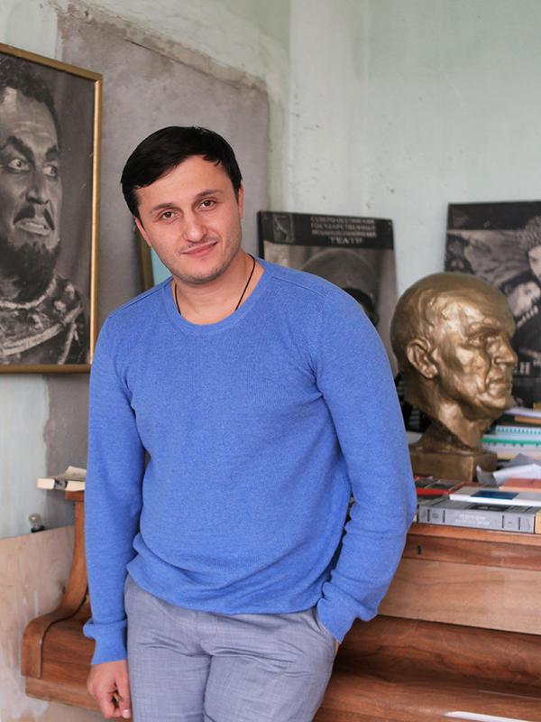 Гиви Валиев: «Мы должны сохранить архаичность национальной драматургии»