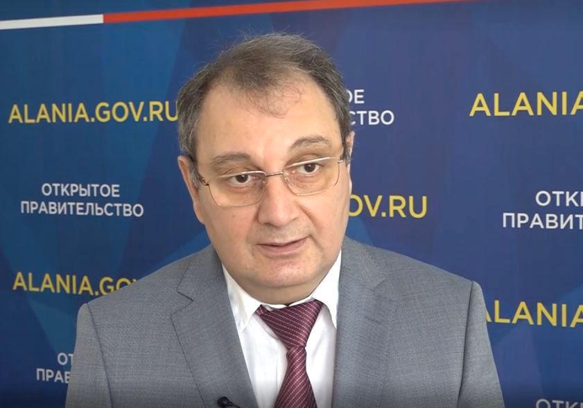 Министр здравоохранения Северной Осетии Тамерлан Гогичаев ушёл на больничный
