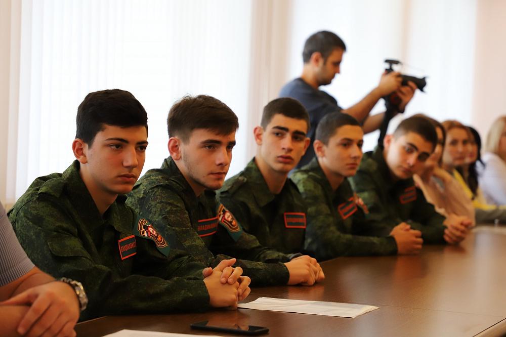 Команда из Владикавказа представит Республику на военно-патриотических играх в Грозном