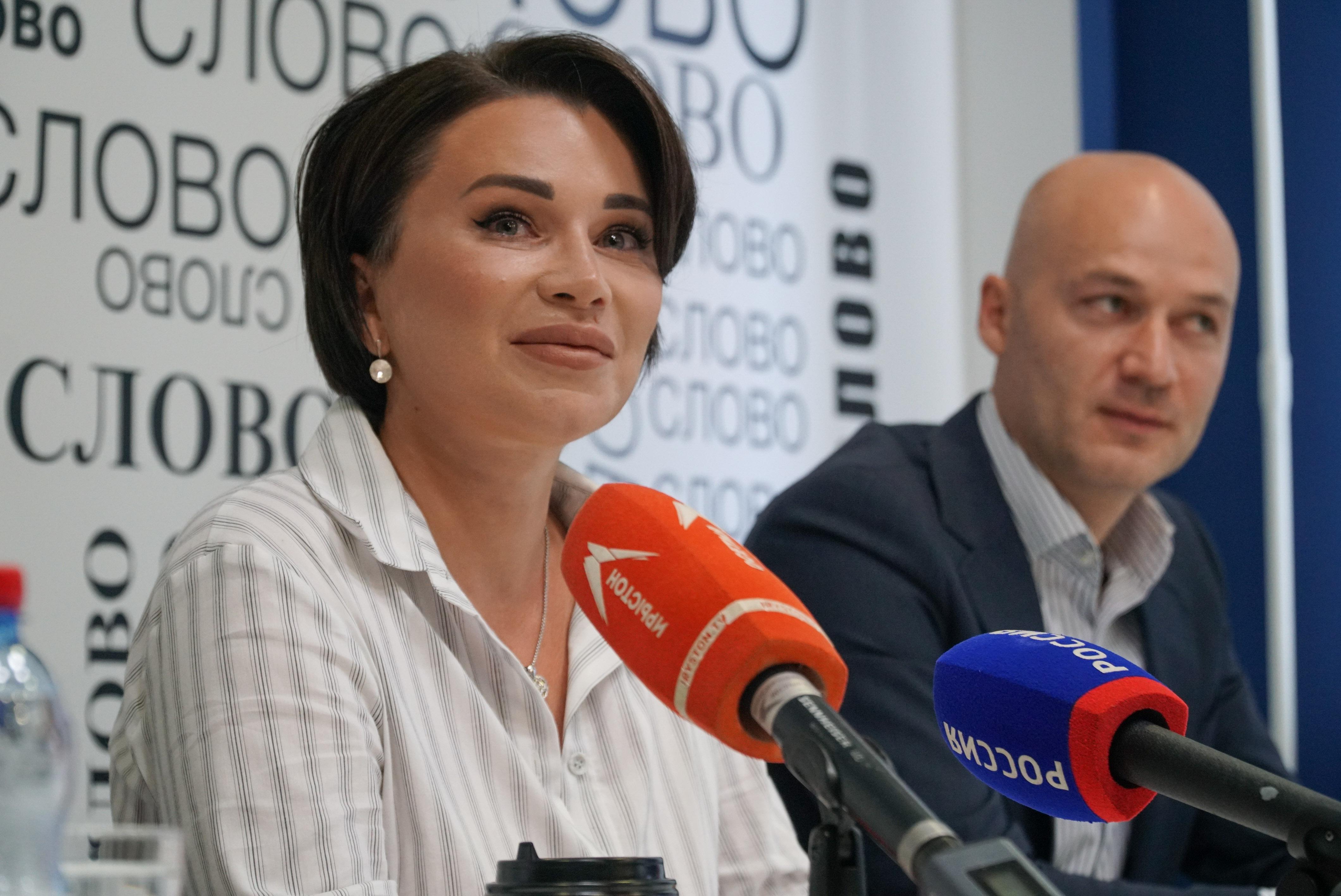Арина Шумакова с любовью к Осетии
