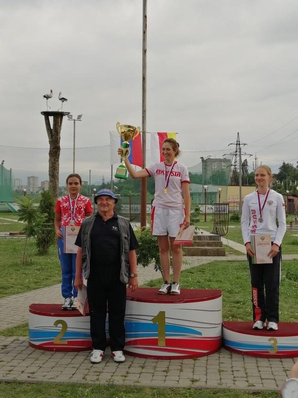 Во Владикавказе завершился ХV Чемпионат России по мини-гольфу