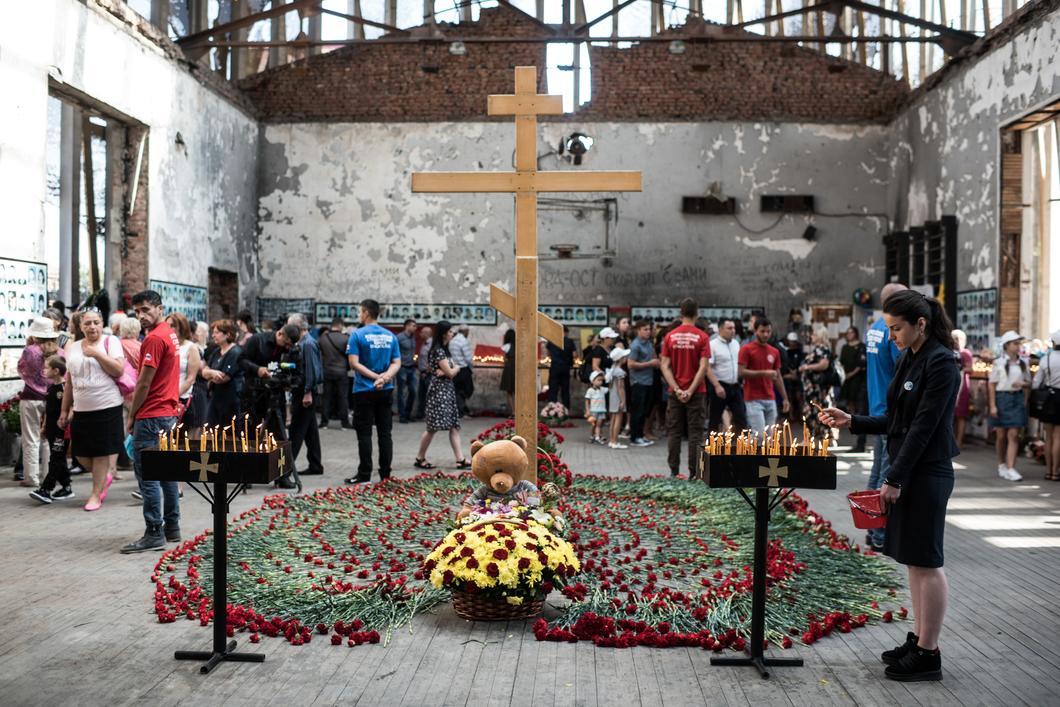 В Госдуму внесен законопроект о праве жертв теракта в Беслане на лечение за рубежом за счет бюджетных средств