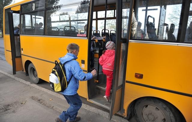 Северная Осетия в 2019 году получила 14 новых школьных автобусов