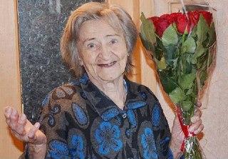 В минувшие выходные во Владикавказе свой 100-летний юбилей отметила ветеран войны Валентина Бесолова