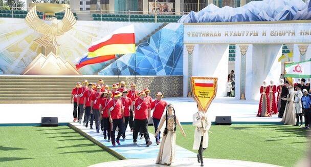 Спортсмены из Осетии примут участие в фестивале культуры и спорта в Грозном