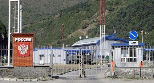 Граница Южной Осетии с Россией останется закрытой до 30 июня