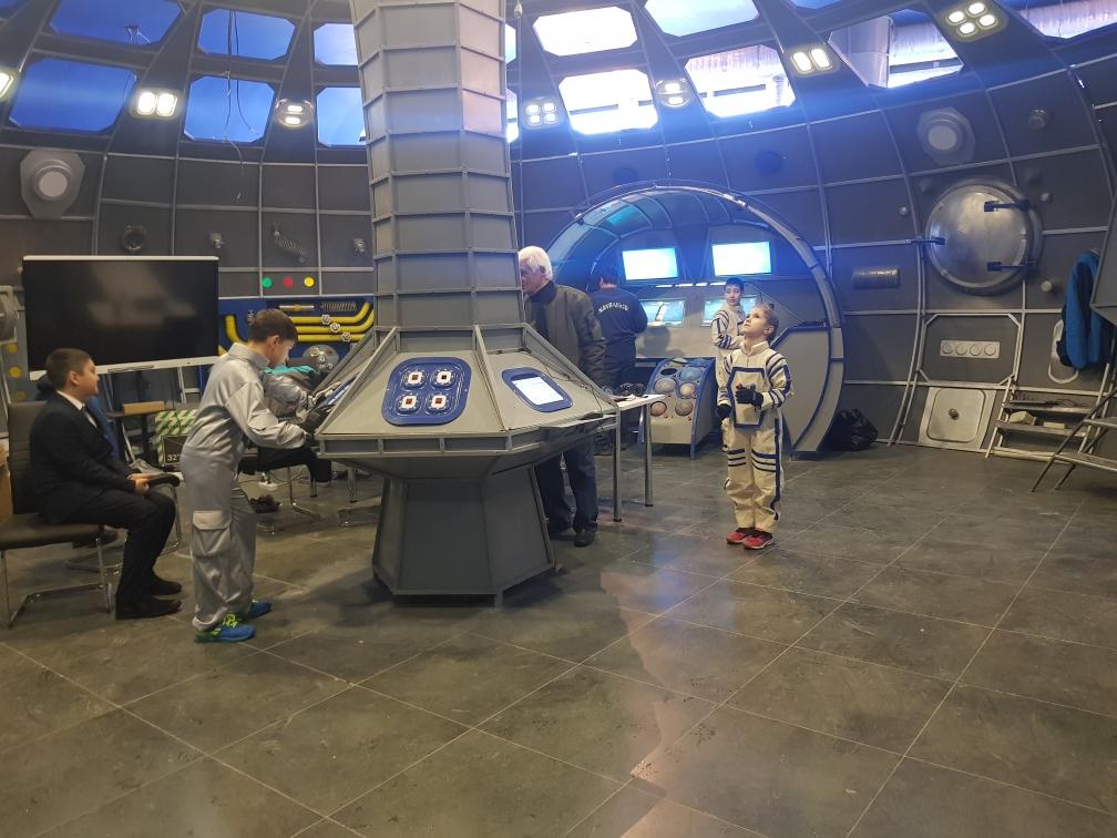 Планетарий и школа космонавтики во Владикавказе откроются в январе 2020 года