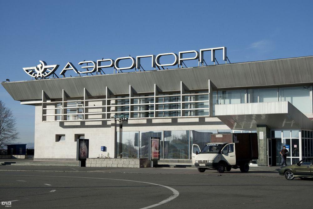 Сообщение о минировании аэропорта Владикавказа оказалось ложным