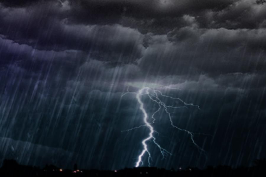 В Северной Осетии объявили штормовое предупреждение