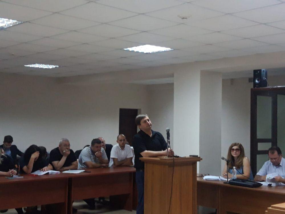 Подсудимый Ситохов не позволял вызвать скорую помощь умирающему от побоев Цкаеву