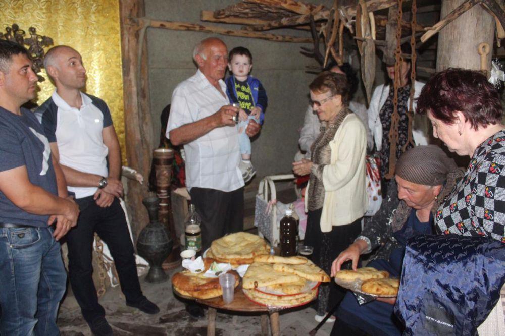 В Дигорском ущелье отметили праздник Задалески Нана