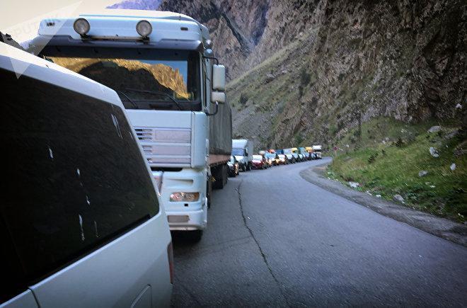 Для автобусов открыт проезд по ВГД